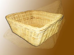 Rattan Basket B